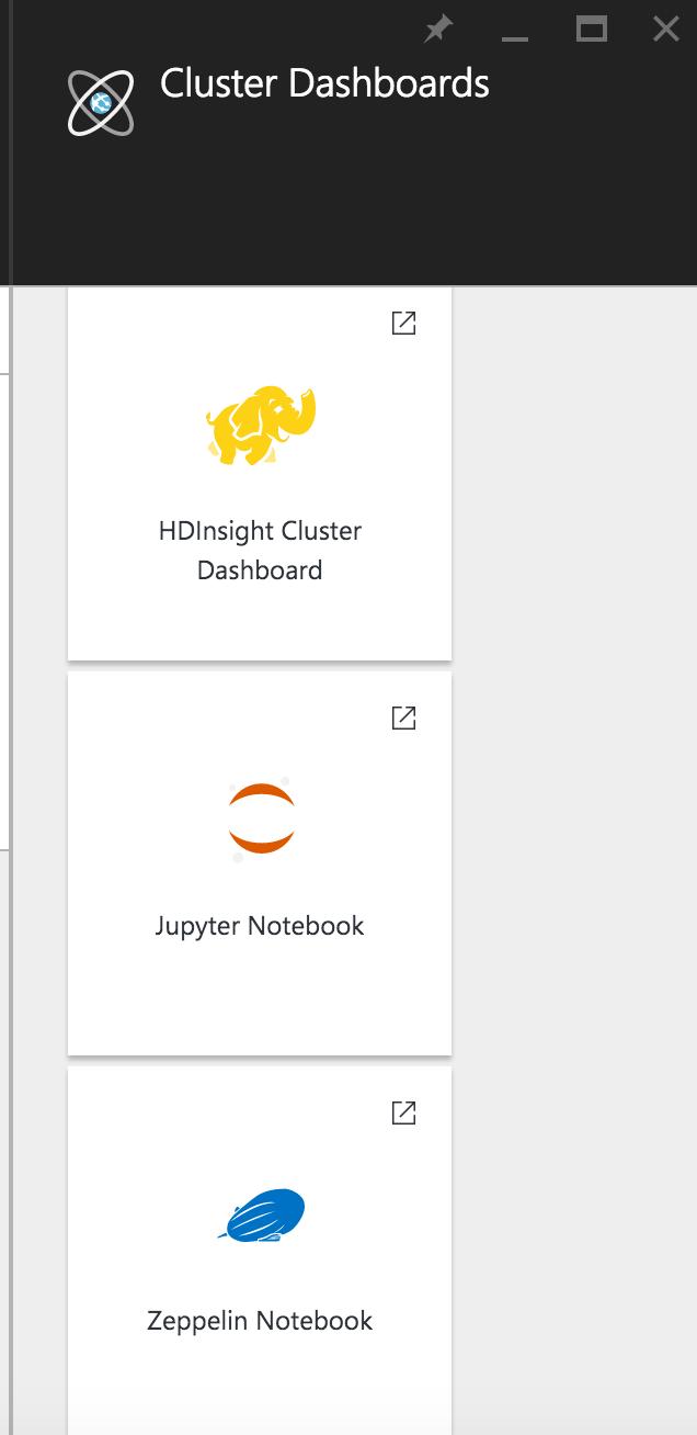 Zeppelin and Spark SQL on HDInsight | Jan @ Development